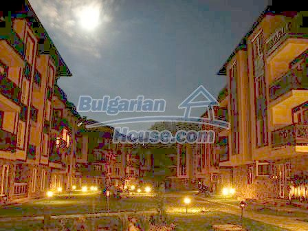 9378:17 - Furnished bulgarian apartment for sale in Bansko-stunning view