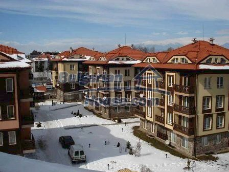 9378:22 - Furnished bulgarian apartment for sale in Bansko-stunning view