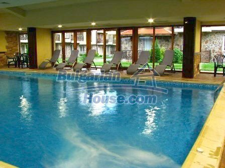 9378:23 - Furnished bulgarian apartment for sale in Bansko-stunning view