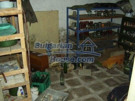 9420:15 - Cozy Bulgarian house for sale near Elhovo town