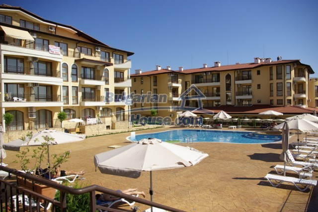 9663:1 - Fully furnished bulgarian apartment for sale in Sveti Vlas