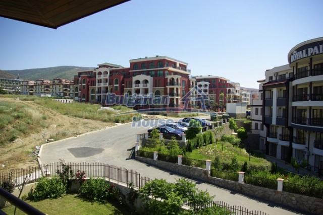 9663:2 - Fully furnished bulgarian apartment for sale in Sveti Vlas