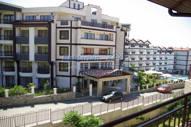 9663:3 - Fully furnished bulgarian apartment for sale in Sveti Vlas