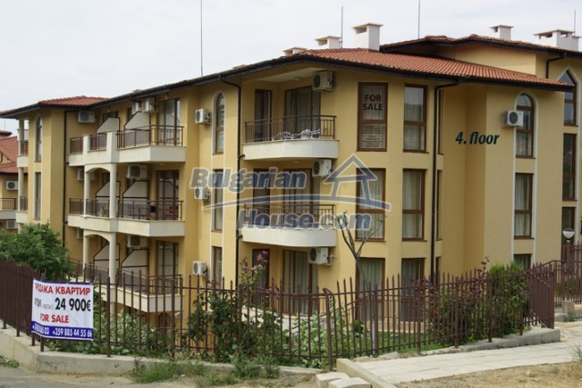 9663:7 - Fully furnished bulgarian apartment for sale in Sveti Vlas