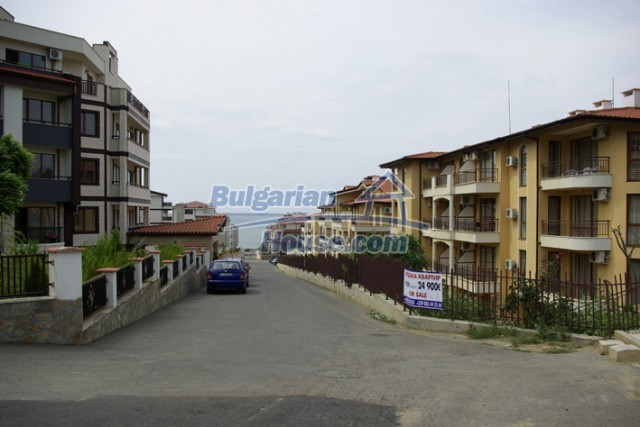 9663:9 - Fully furnished bulgarian apartment for sale in Sveti Vlas