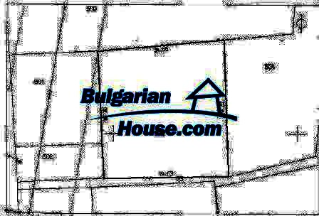 9825:2 - Cheap Bulgarian plot of land for sale