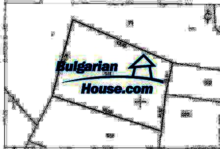 9825:3 - Cheap Bulgarian plot of land for sale