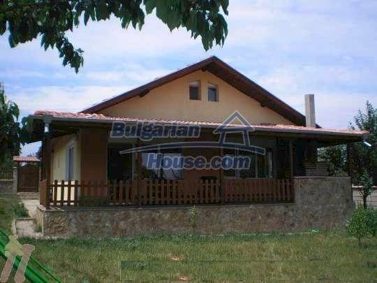 9868:5 - Bulgarian house for sale near the sea and lake in Varna region