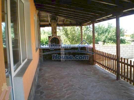 9868:7 - Bulgarian house for sale near the sea and lake in Varna region