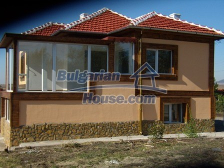 9965:2 - House for sale in Bulgaria in perfect condition near Elhovo