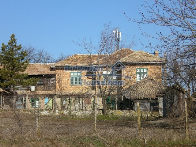 9210:34 - BARGAIN  House for sale in Bulgaria, near Targovishte