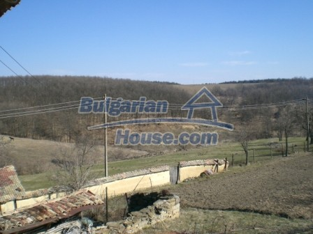 10094:21 - Old traditional Bulgarian house for sale near dam lake