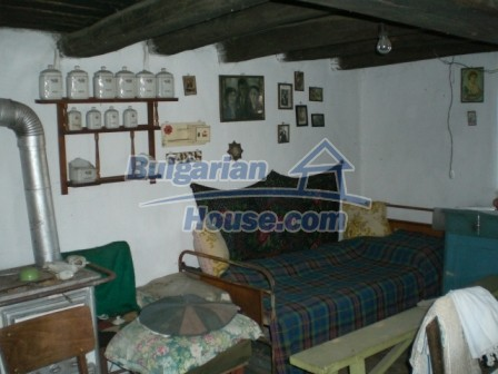 10096:11 - Bulgarian Rural house for sale near Veliko Tarnovo and dam lake