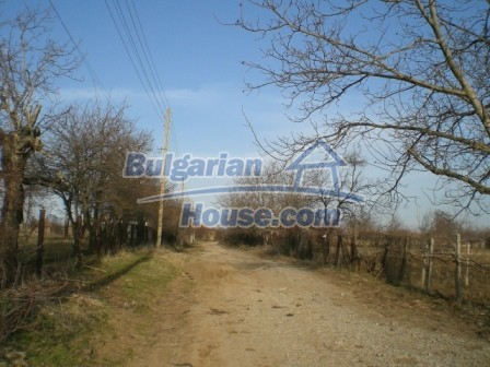 10114:7 - Cheap bulgarian house for sale with big garden