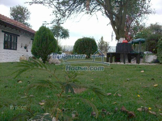 10124:3 - Luxury Bulgarian house 18km from Varna with swimming pool
