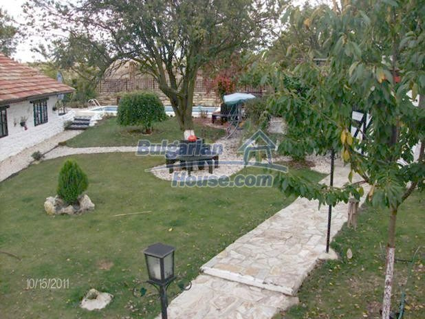 10124:4 - Luxury Bulgarian house 18km from Varna with swimming pool