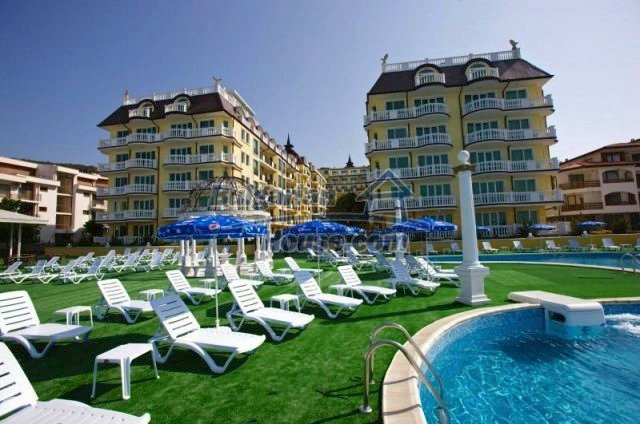 10134:5 - Luxury Bulgarian apartment near Sunny Beach