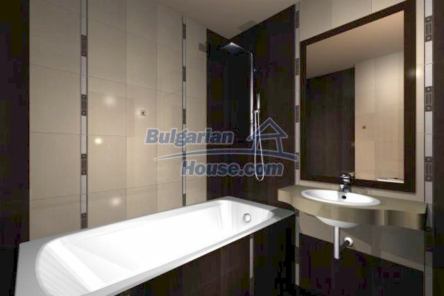 10134:23 - Luxury Bulgarian apartment near Sunny Beach