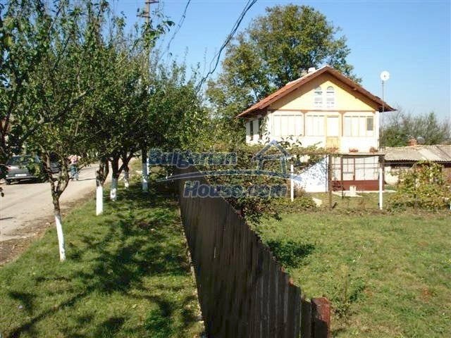 10140:7 - Cheap bulgarian house for sale, furnished and fully renovated on