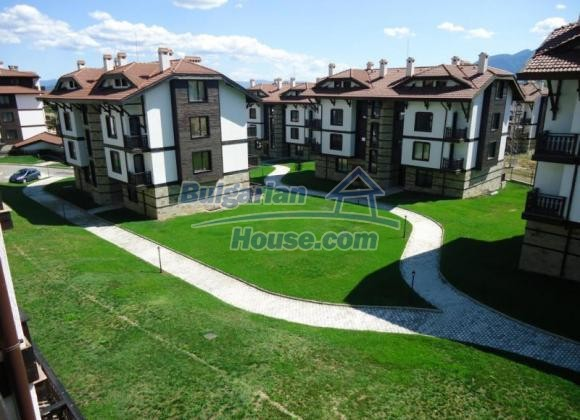 10159:15 - Lovely Bansko bulgarian apartment for sale in 3 Mountain complex