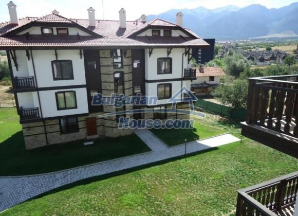 10159:1 - Lovely Bansko bulgarian apartment for sale in 3 Mountain complex