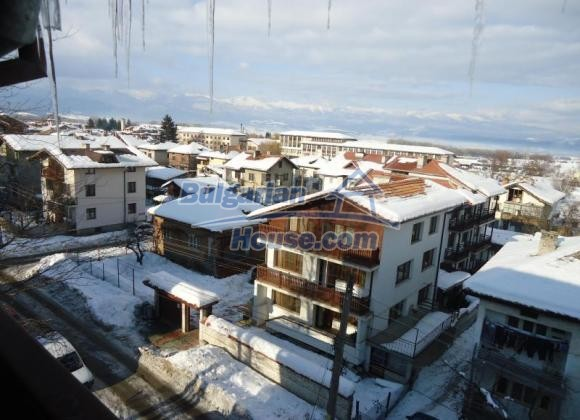 10162:1 - Fully furnished one bedroom bulgarian apartment in Bansko