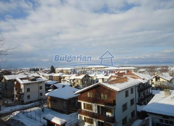 10162:14 - Fully furnished one bedroom bulgarian apartment in Bansko