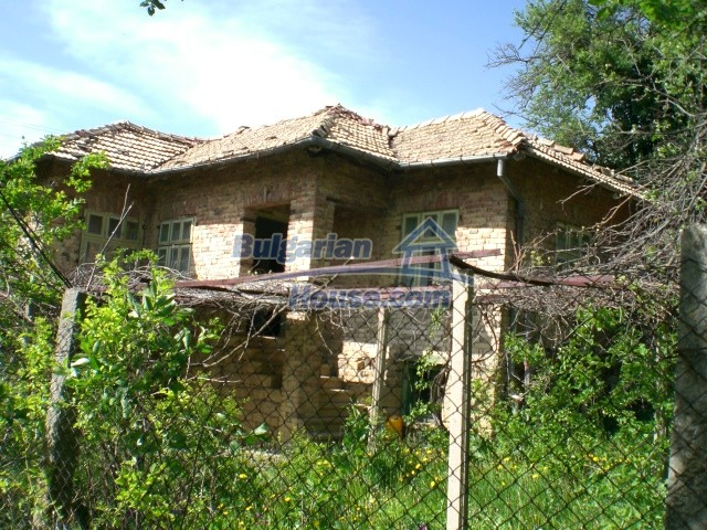 10236:2 - House in veliko tarnovo region only 2km from lake