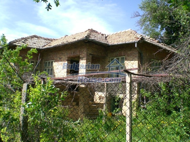 10236:5 - House in veliko tarnovo region only 2km from lake