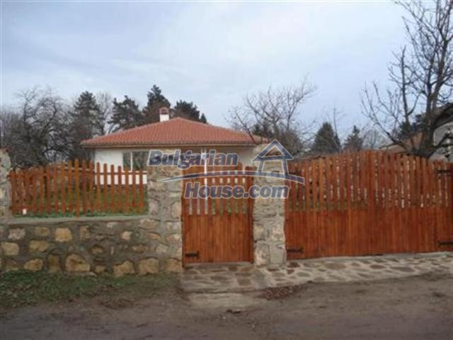 10264:34 - Newly Furnished house in Bulgaria ONLY 6km from the sea