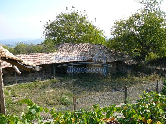 10277:26 - Cheap bulgarian house for sale with magnificent mountain views,