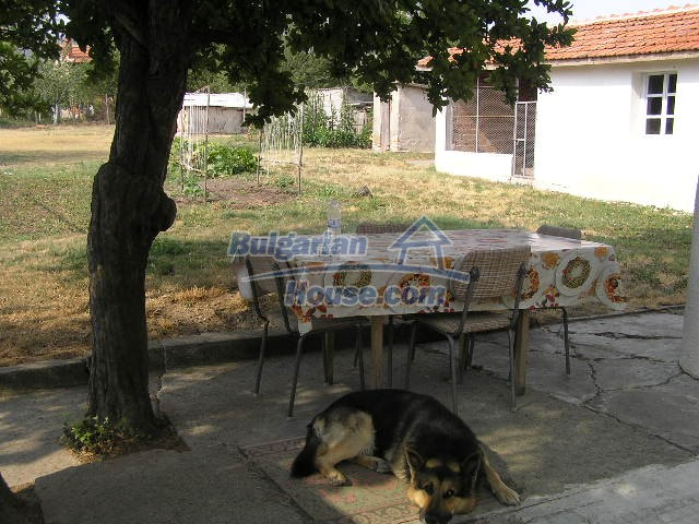 10301:11 - Nice bulgarian house for sale in a lovely countryside Yambol