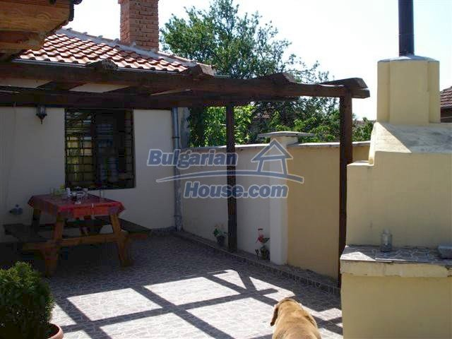 10304:24 - Charming Bulgarian house with swimming pool near Elhovo