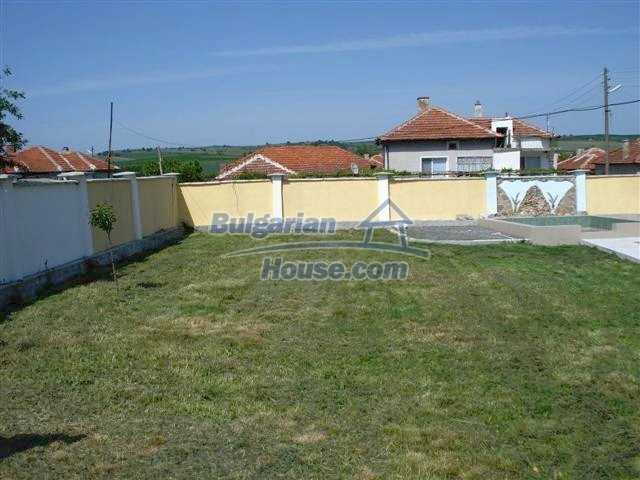 10304:26 - Charming Bulgarian house with swimming pool near Elhovo