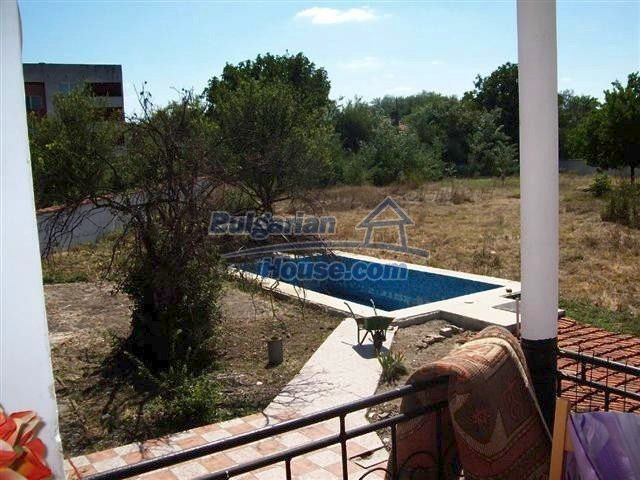 10308:16 - Renovated Bulgarian property near Elhovo with swimming pool