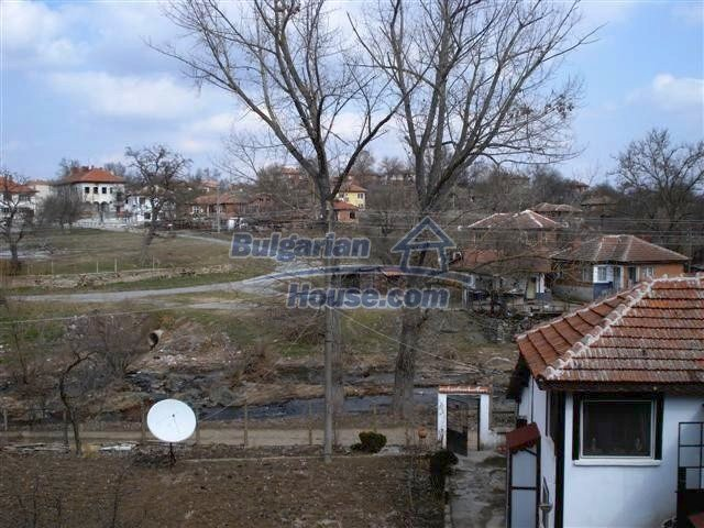 10314:32 - Renovated and furnished bulgarian house for sale near Elhovo
