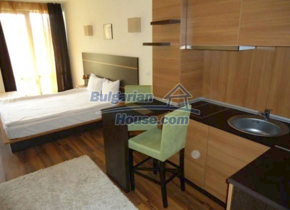 10349:3 - Luxurious one bedroom bulgarian apartment  in St. George Ski and