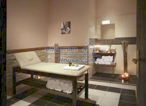 10349:12 - Luxurious one bedroom bulgarian apartment  in St. George Ski and