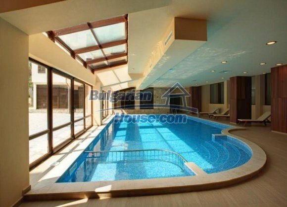 10349:17 - Luxurious one bedroom bulgarian apartment  in St. George Ski and