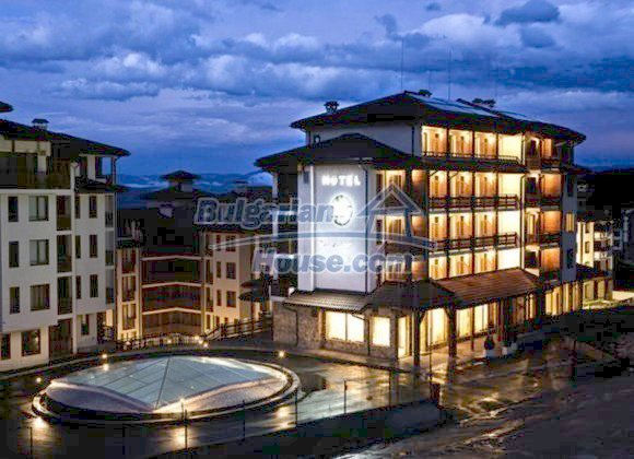 10375:23 - BANSKO bulgarian property with MAJESTIC mountain view, near ski