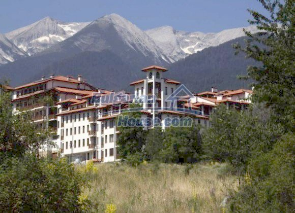 10375:1 - BANSKO bulgarian property with MAJESTIC mountain view, near ski