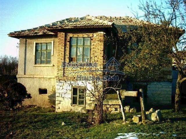 10379:1 - Cheap two-storey Bulgarian house for sale near Varna