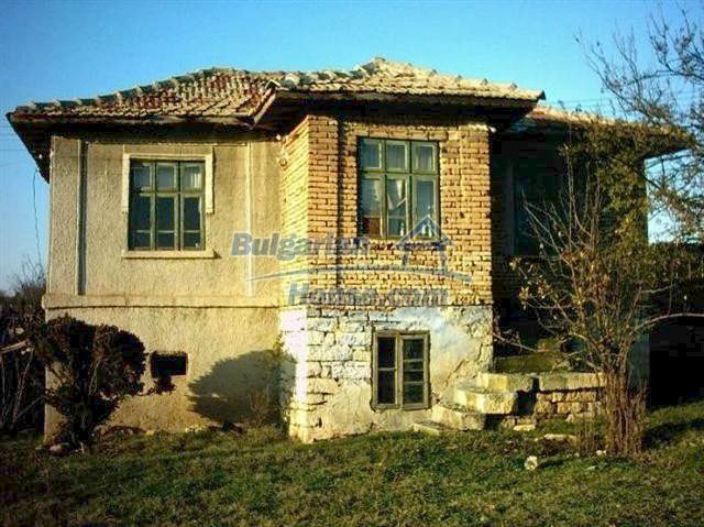 10379:2 - Cheap two-storey Bulgarian house for sale near Varna