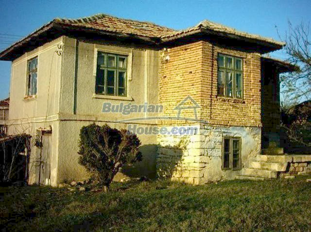 10379:3 - Cheap two-storey Bulgarian house for sale near Varna