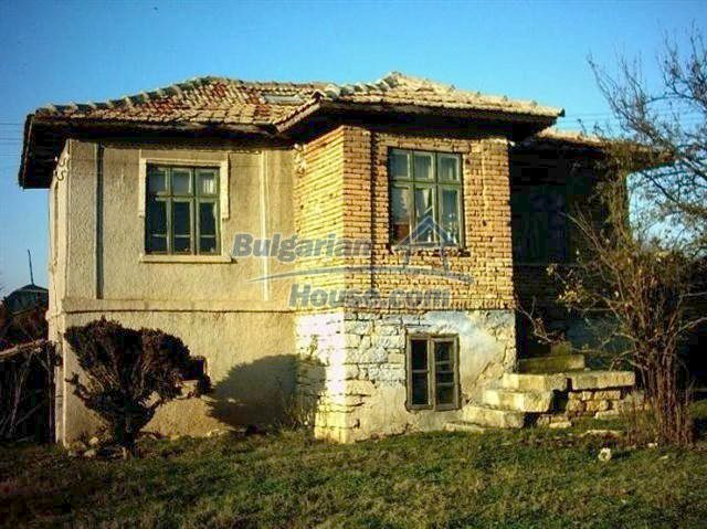 10379:4 - Cheap two-storey Bulgarian house for sale near Varna