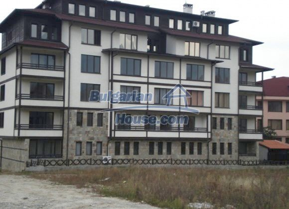 10381:1 - Studio bulgarian apartment near Bansko with splendid mountain vi