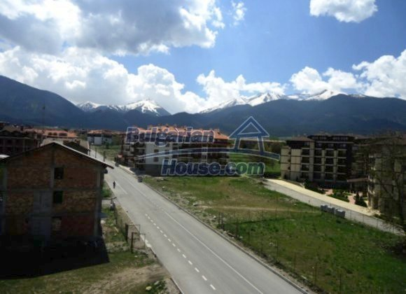 10381:8 - Studio bulgarian apartment near Bansko with splendid mountain vi