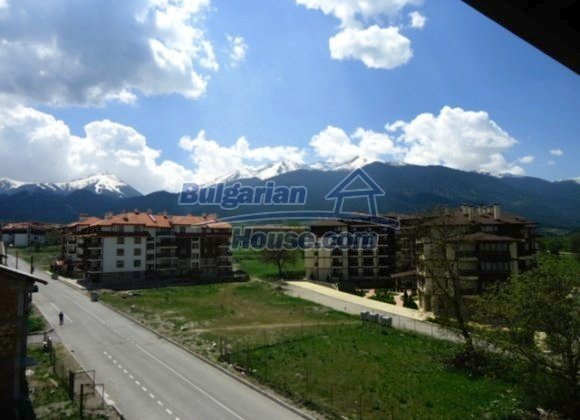 10381:10 - Studio bulgarian apartment near Bansko with splendid mountain vi