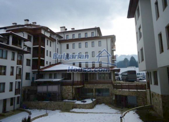 10387:14 - Fully furnished two bedroom Apartment in Bansko