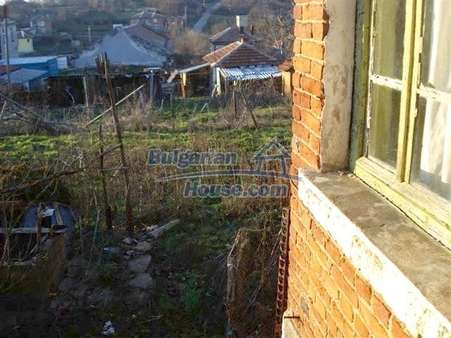 10390:7 - Extremely cheap Bulgarian house only few km away from Elhovo